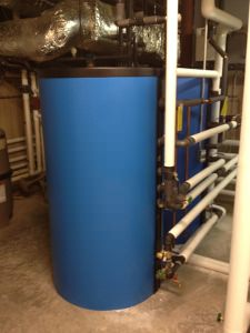 High efficiency oil boiler installation in virginia oil for Super insulated water heater