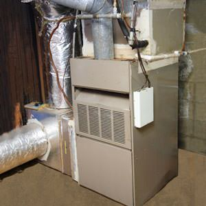 high efficiency furnace replacements in Central VA