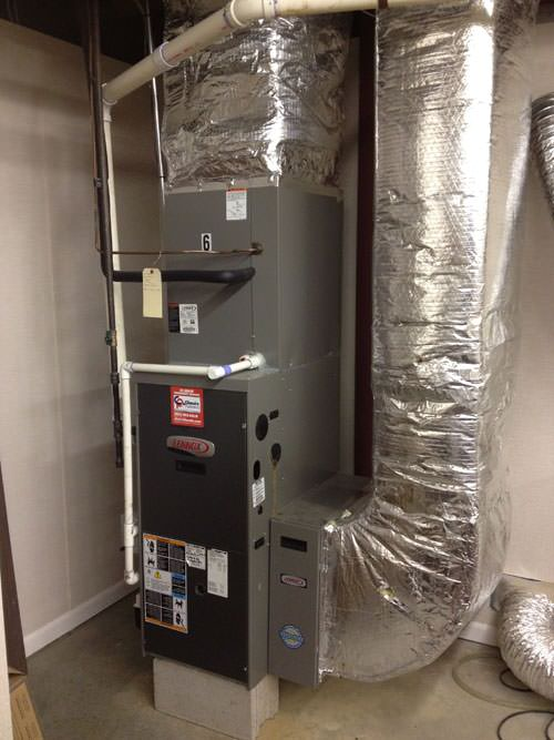 Gas Furnace Replacement In Fredericksburg, Earlysville ...